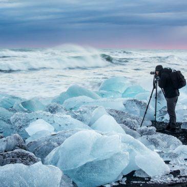 Maandag 11 april: Theo Bosboom / IJsland