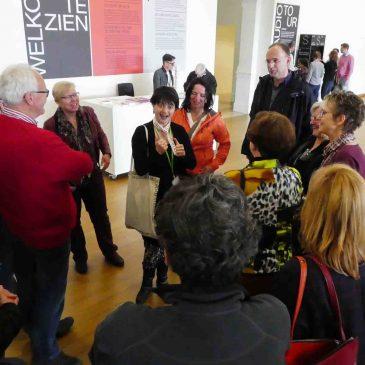 FODO 60 jaar – bezoek tentoonstelling Ed van der Elsken in Stedelijk Museum
