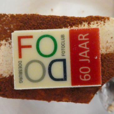 Jubileumfeest FODO 60 jaar