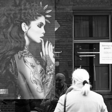 Straatfotografie 1 op zoek naar posters
