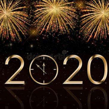 Clubavond 20 januari 2020 Jaarvergadering en Nieuwjaarsborrel in het Arsenaal